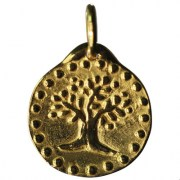medaille-arbre-de-vie-or-entoure-de-points
